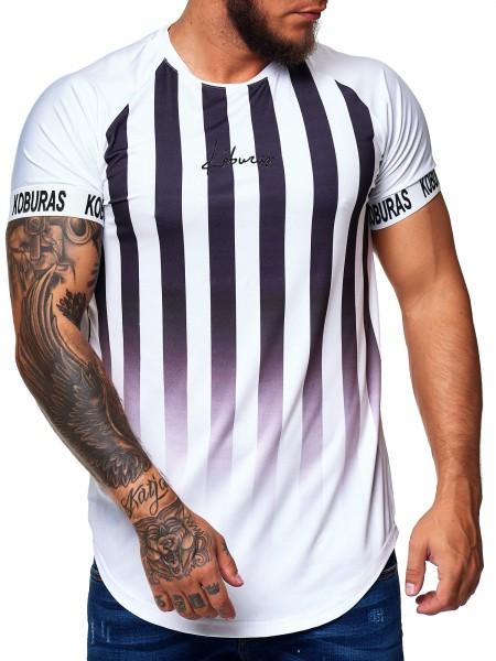 Koburas Herren T-Shirt Kurzarm Rundhals Shortsleeve Trikot Modell 2171